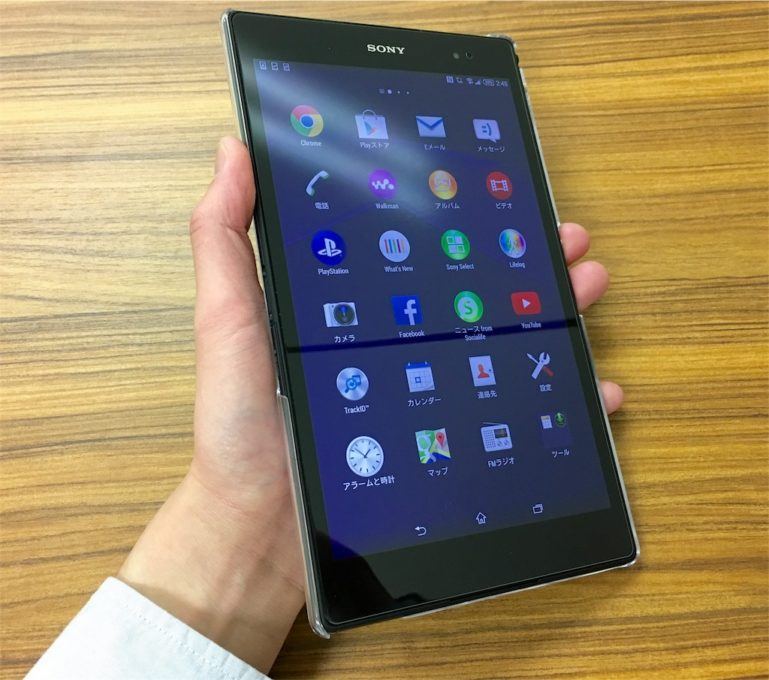 Xperia Z3 Tablet Compactのメリット・デメリット(良い点・悪い点)