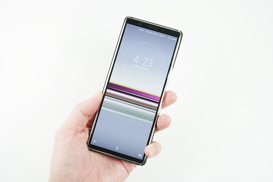 Xperia 5用Deffガラスフィルム評価まとめ