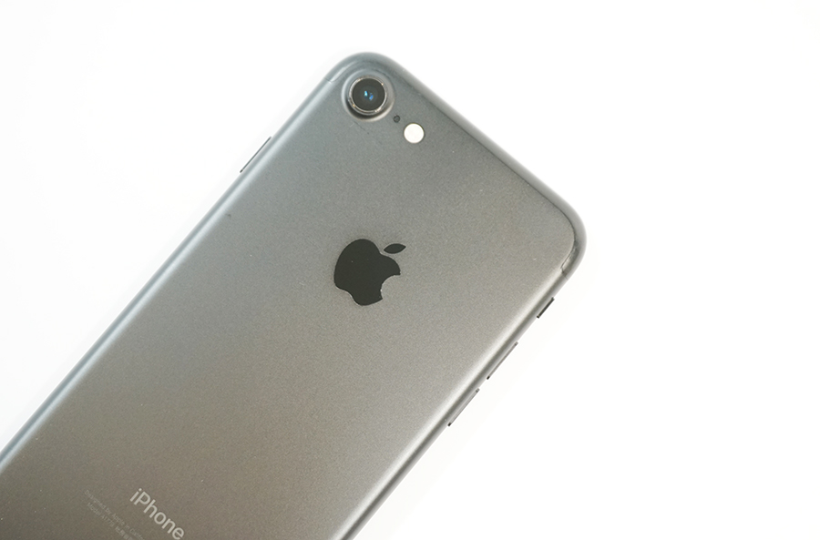 iPhone 7のカメラをレビュー