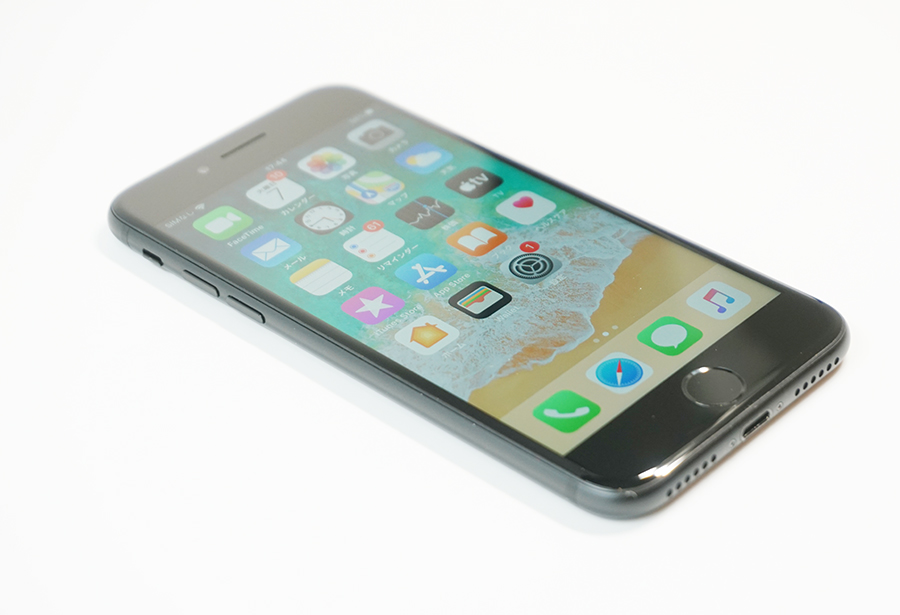 iPhoneの使用状況データの共有をオフにする設定