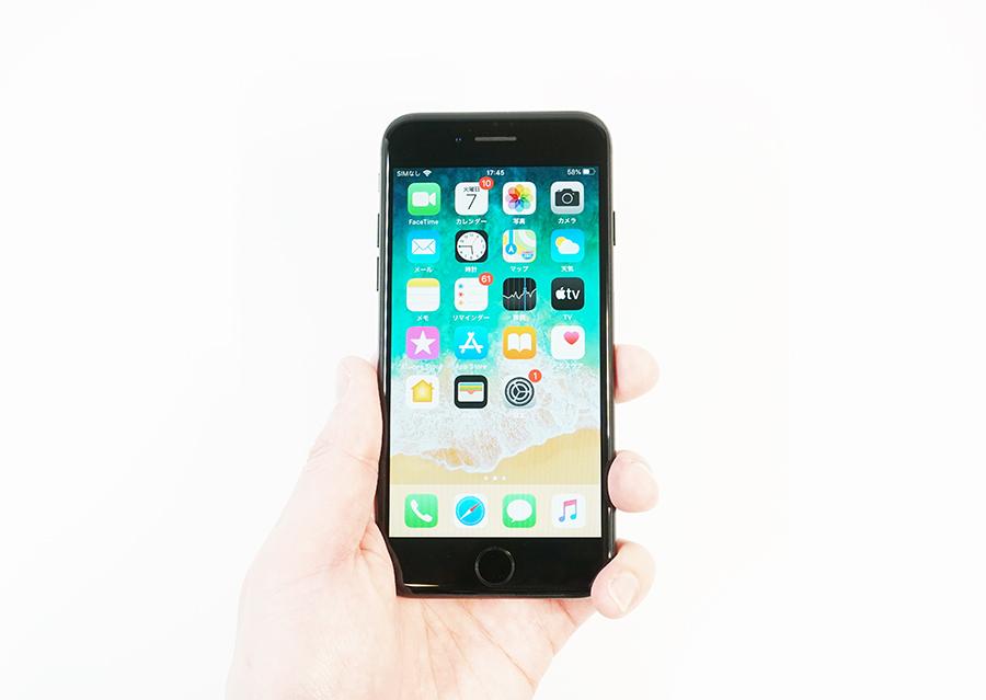 iPhoneではテザリング出来ない(一部Androidも)