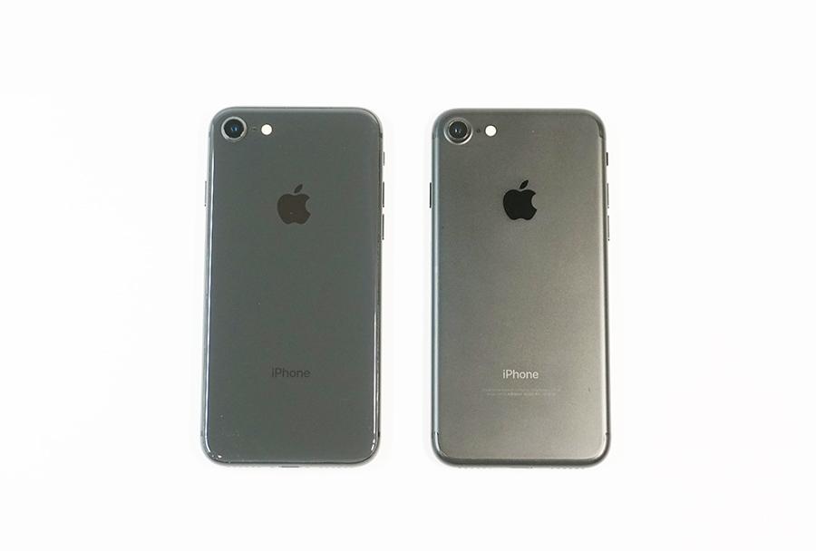 iPhone 7を8や11と比較してみる