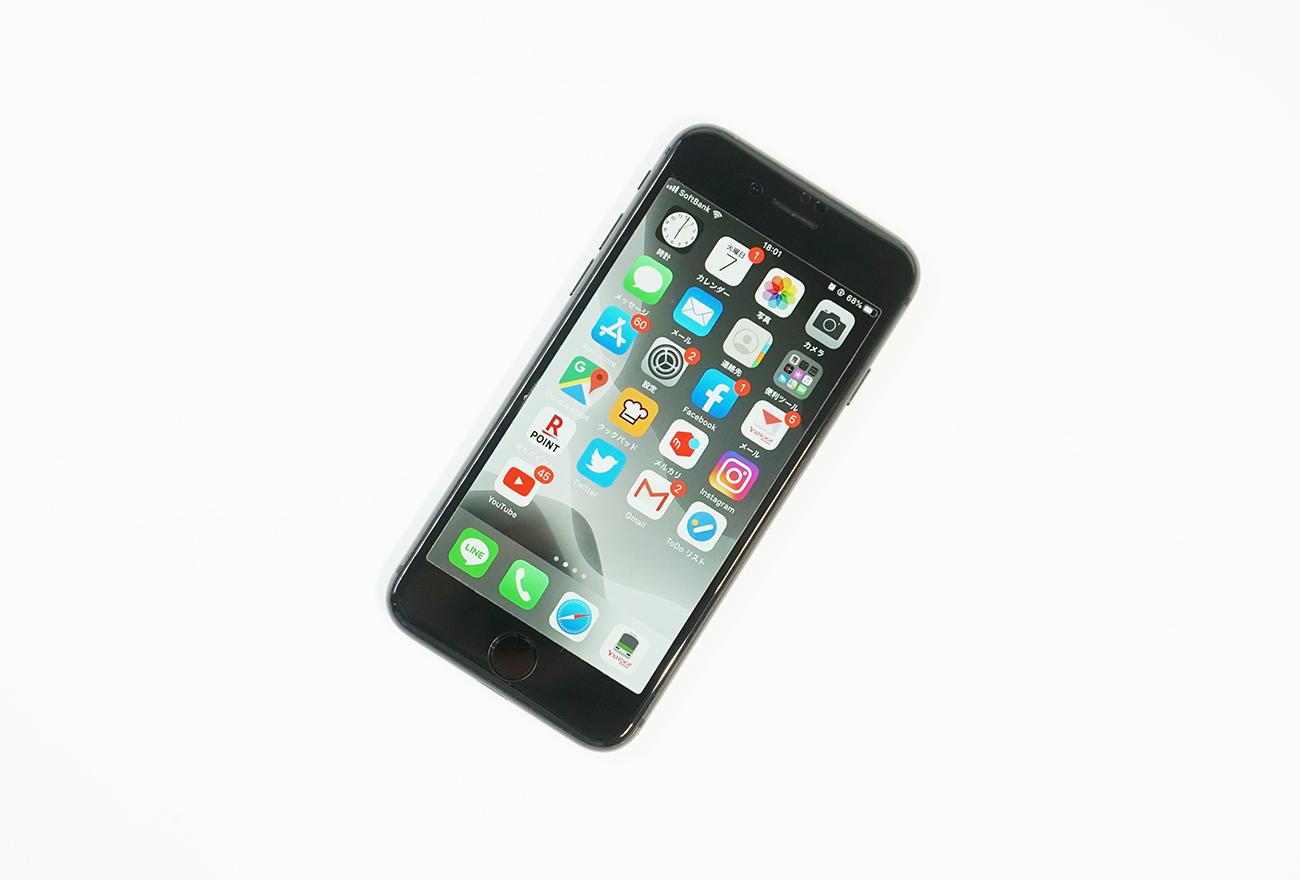 iPhone 8のスペックを振り返る