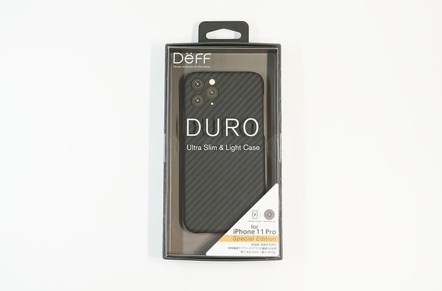 DURO Special Editionのパッケージ
