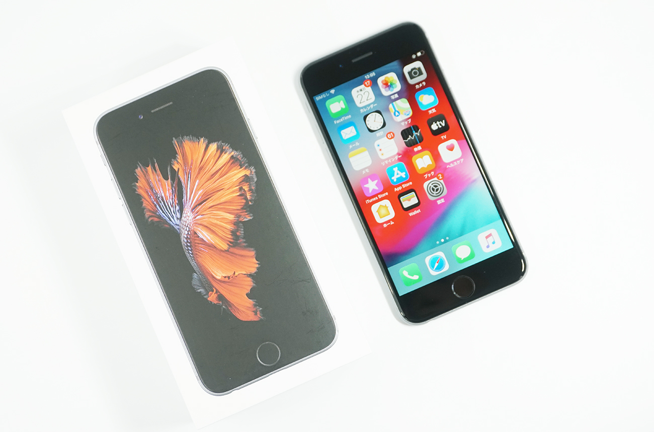 iPhone 6sはまだ戦えるの?2020年に購入しても遅くない?今でも現役な理由を徹底解説!