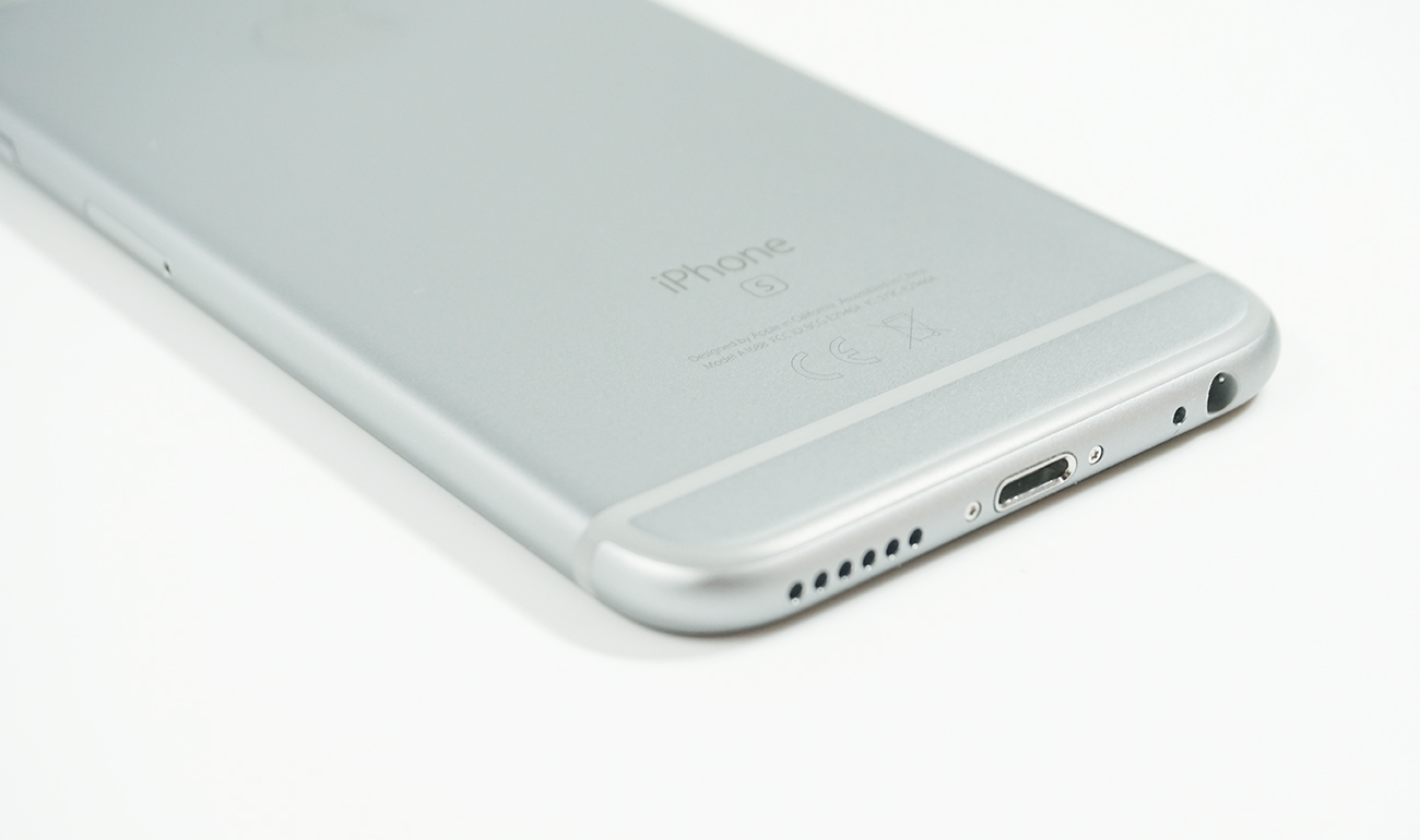 数年使われたiPhone 6sのバッテリー持ちはかなり厳しい