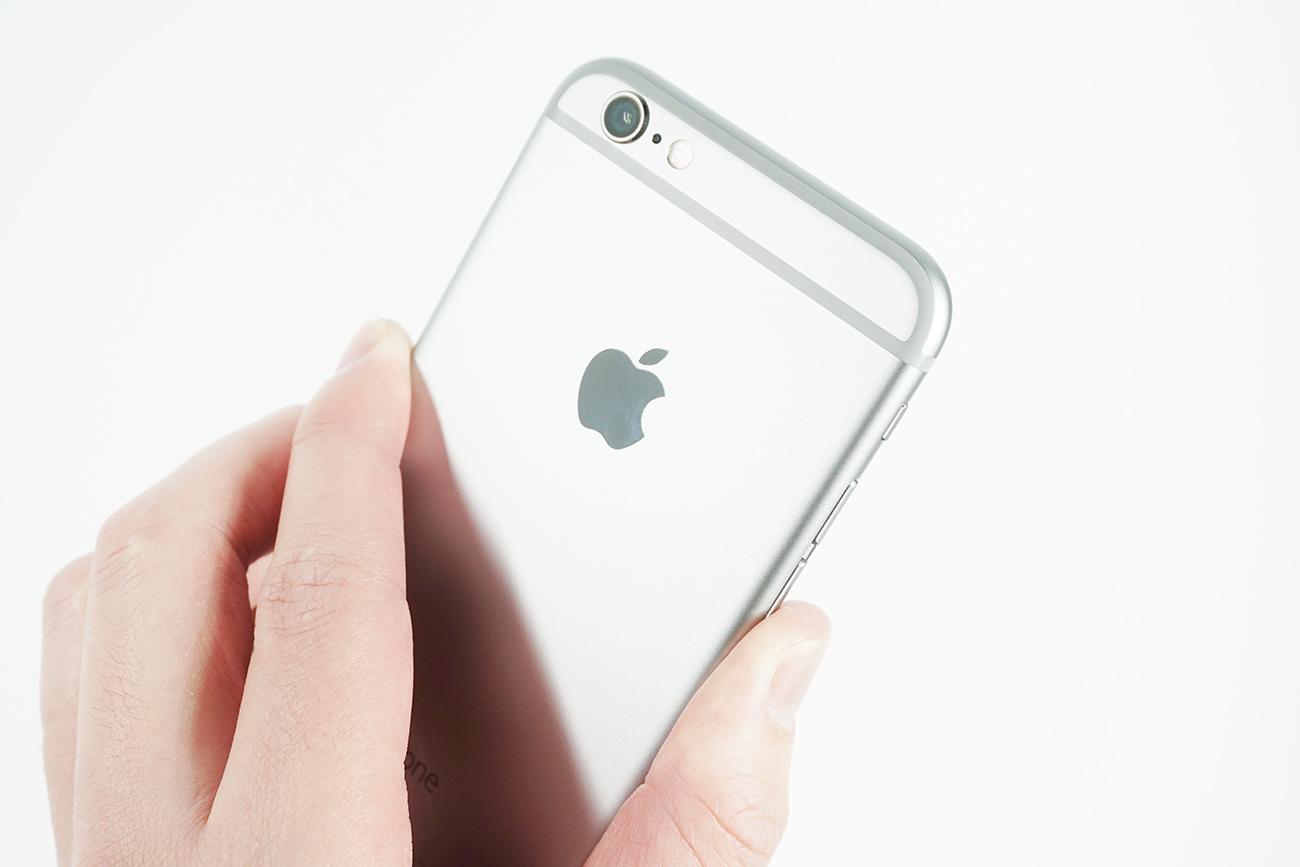 メモリ(RAM)が2GBになった最初のiPhone