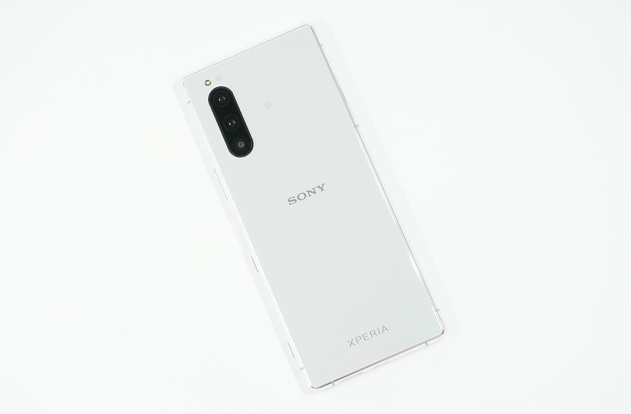 Xperia 5の背面