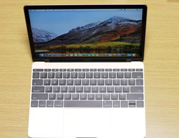 MacBook 12インチの魅力