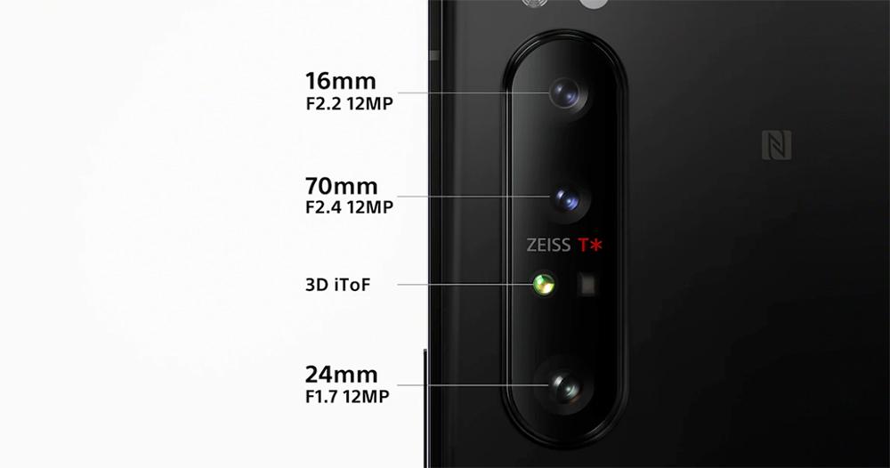カールツァイス(Carl Zeiss)レンズ採用