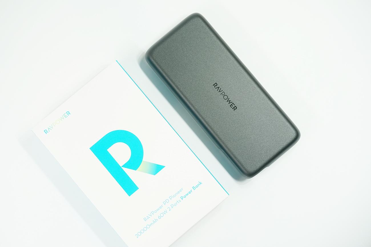 RAVPower RP-PB201のデザイン