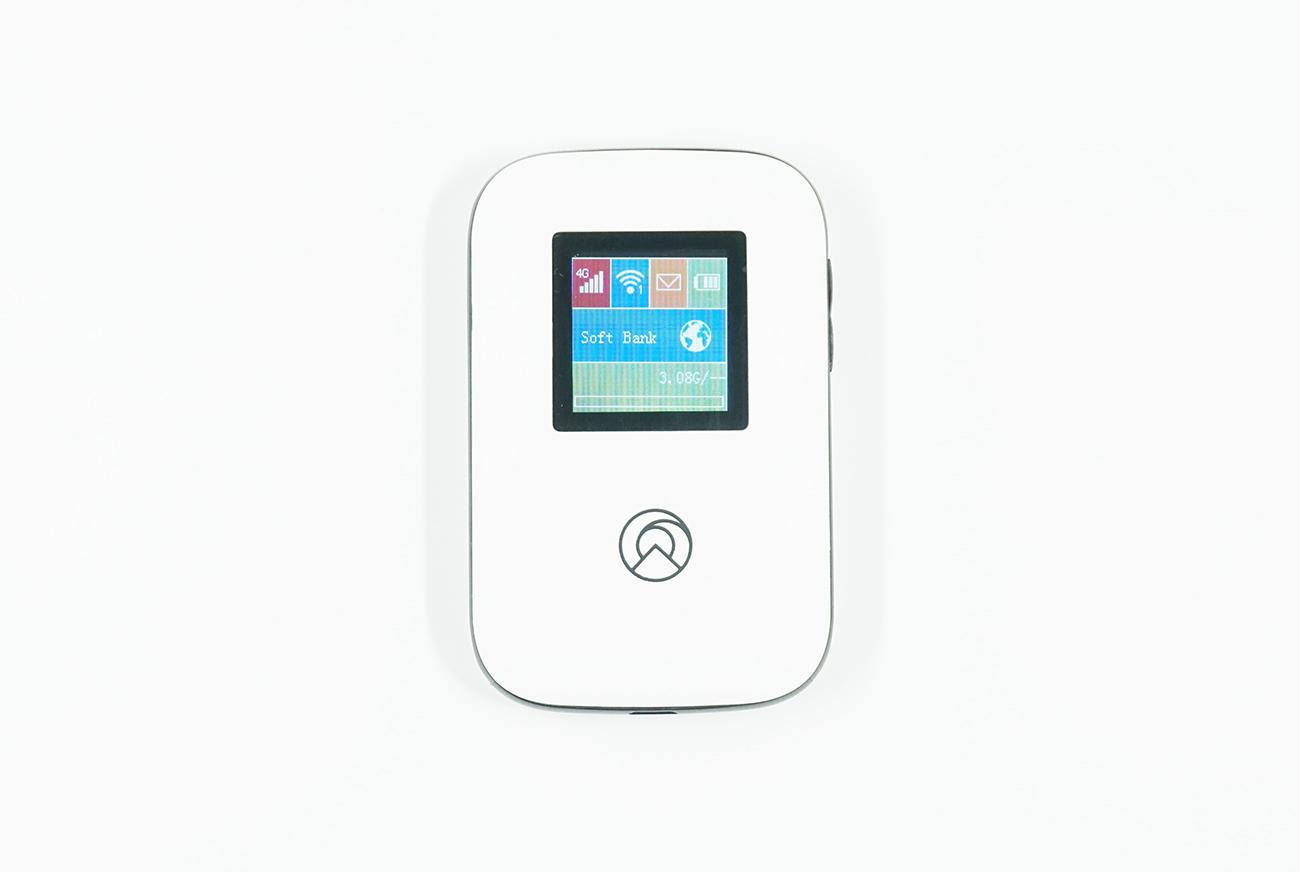 モバイルルーターJT101