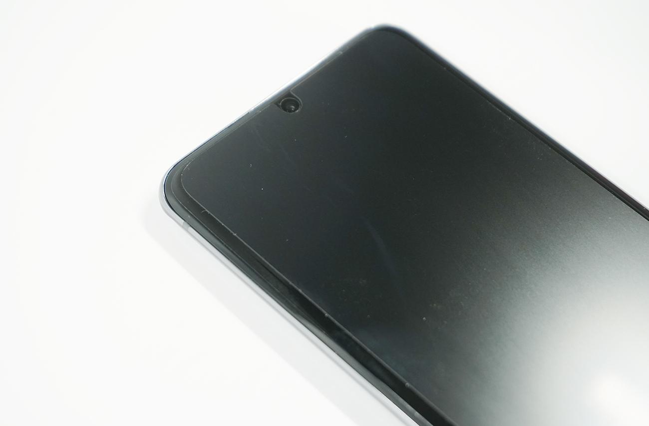 ミヤビックス Galaxy S20対応 PET製フィルム