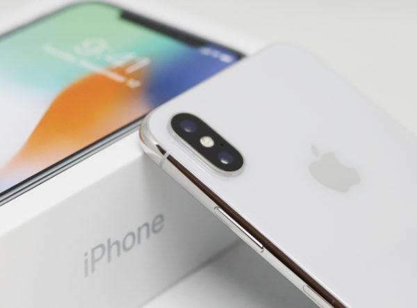 iPhoneXS背面