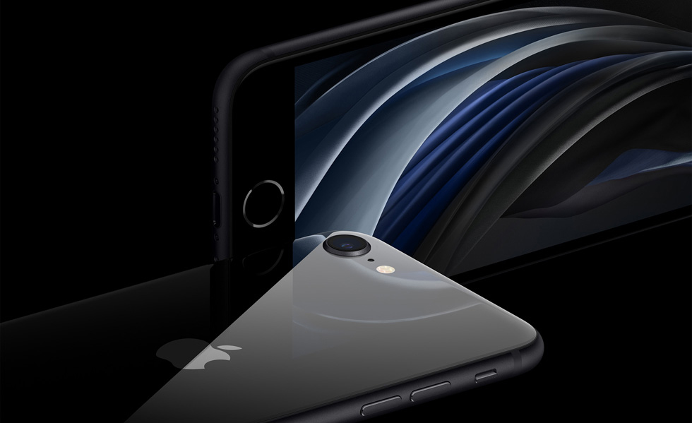 iPhone SE 第2世代のカメラ