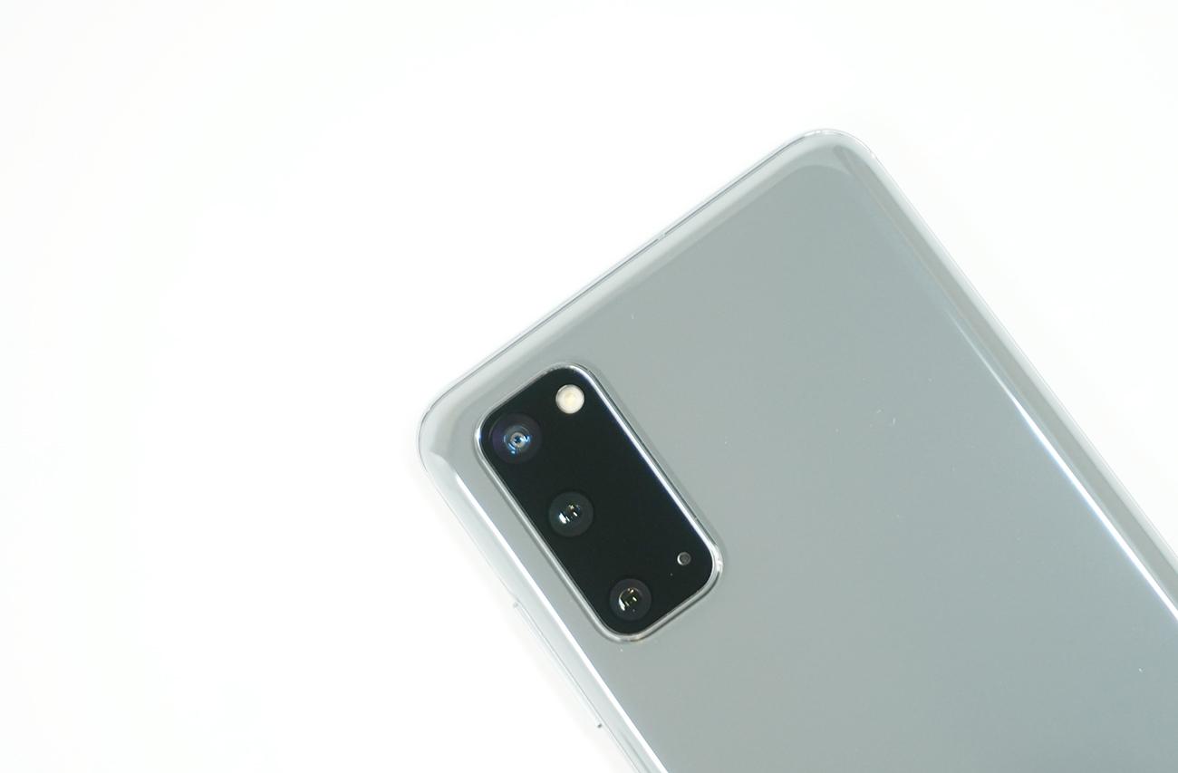 Galaxy S20のカメラをレビュー