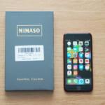 iPhone SE 第2世代用の「Nimasoガラスフィルム 」を試す