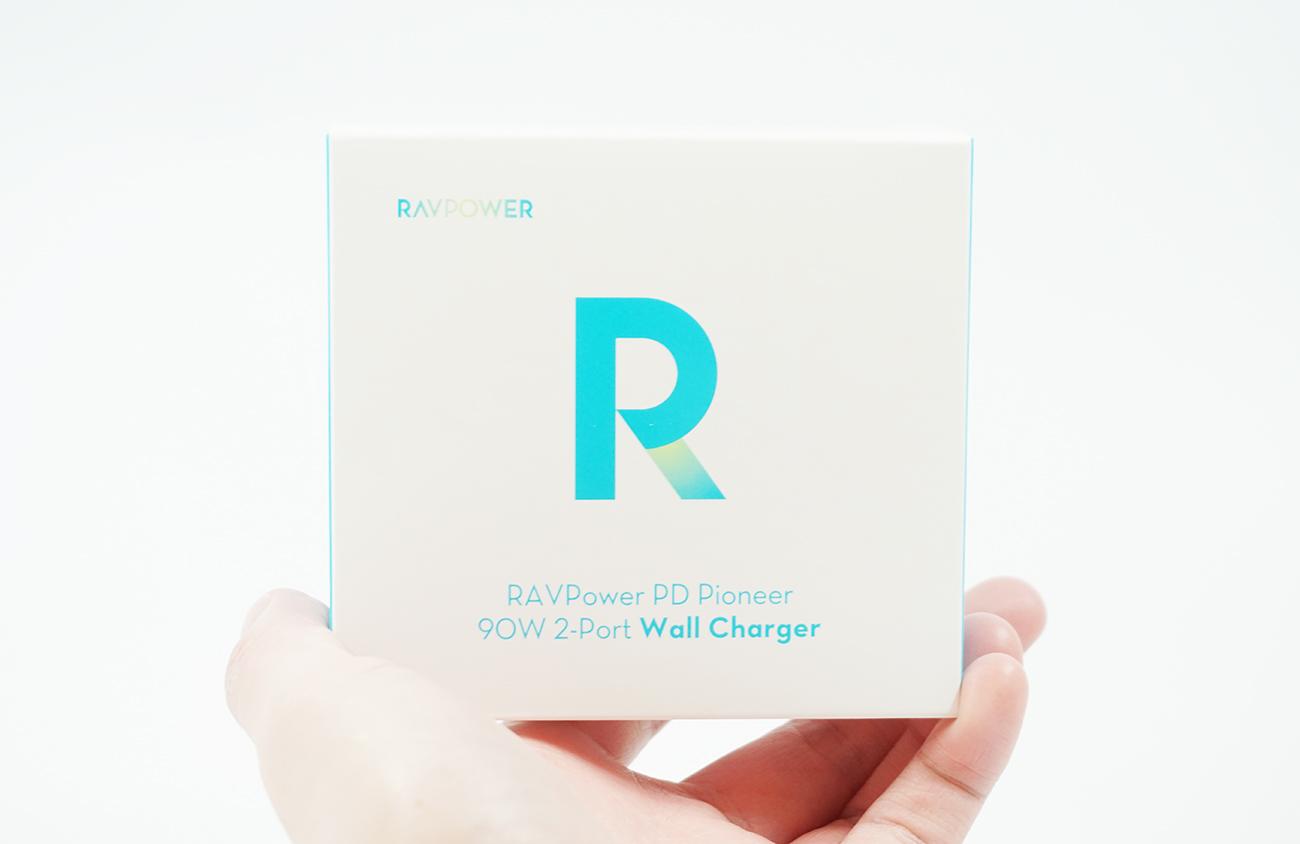 RAVPower 90W RP-PC128レビュー