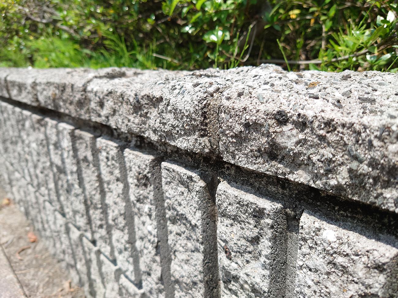 Xperia1iiで撮影した石