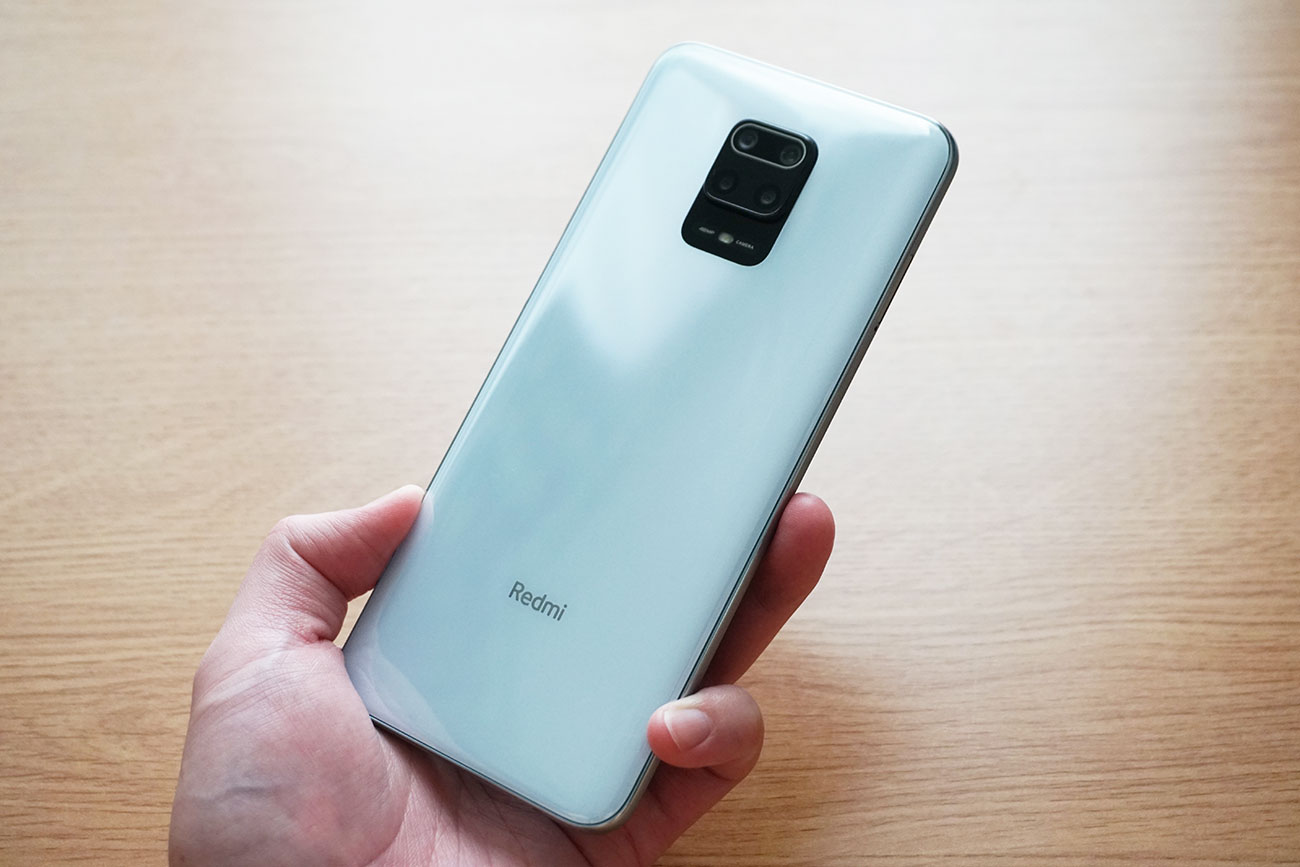 Redmi Note 9Sのメリット(良いところ)