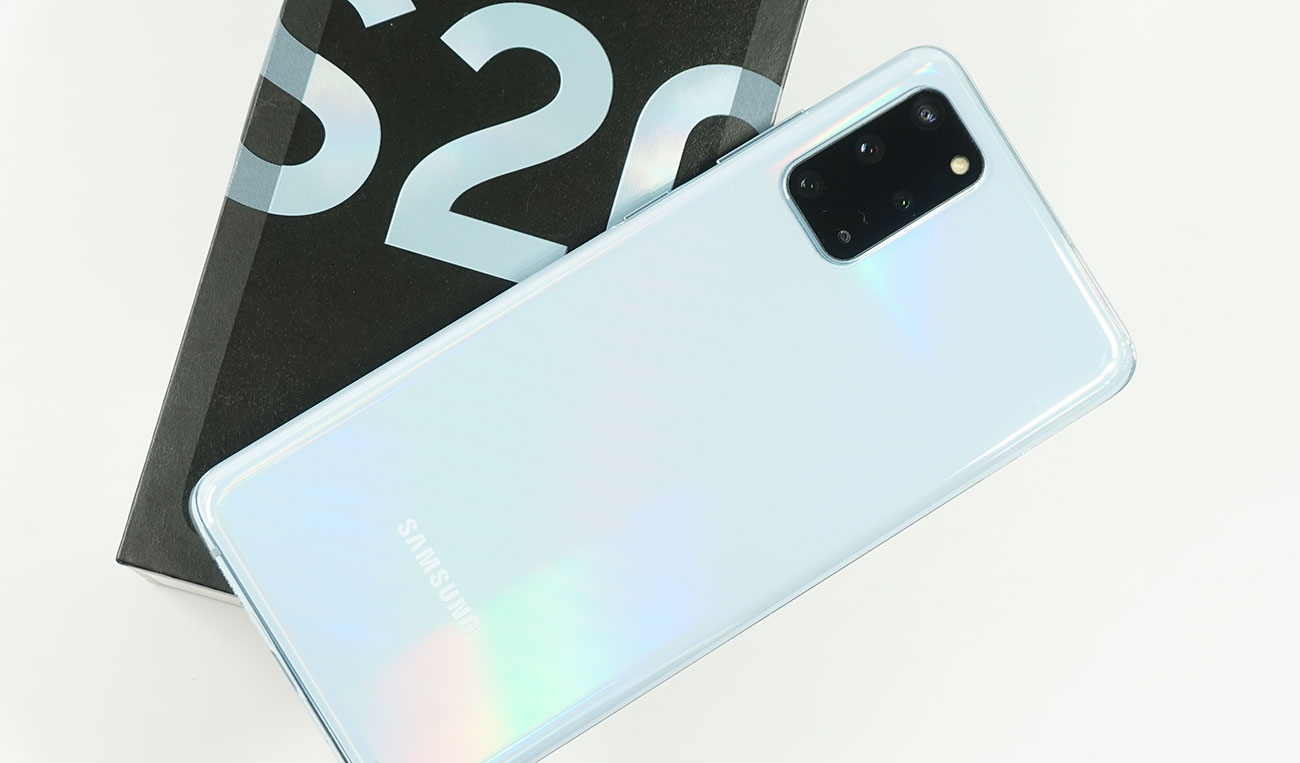Galaxy S20+で使える通信キャリアをチェック