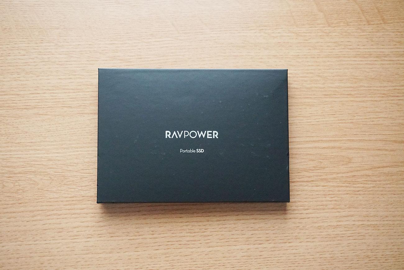 RAVPower RP-UM003のデザイン外観をレビュー