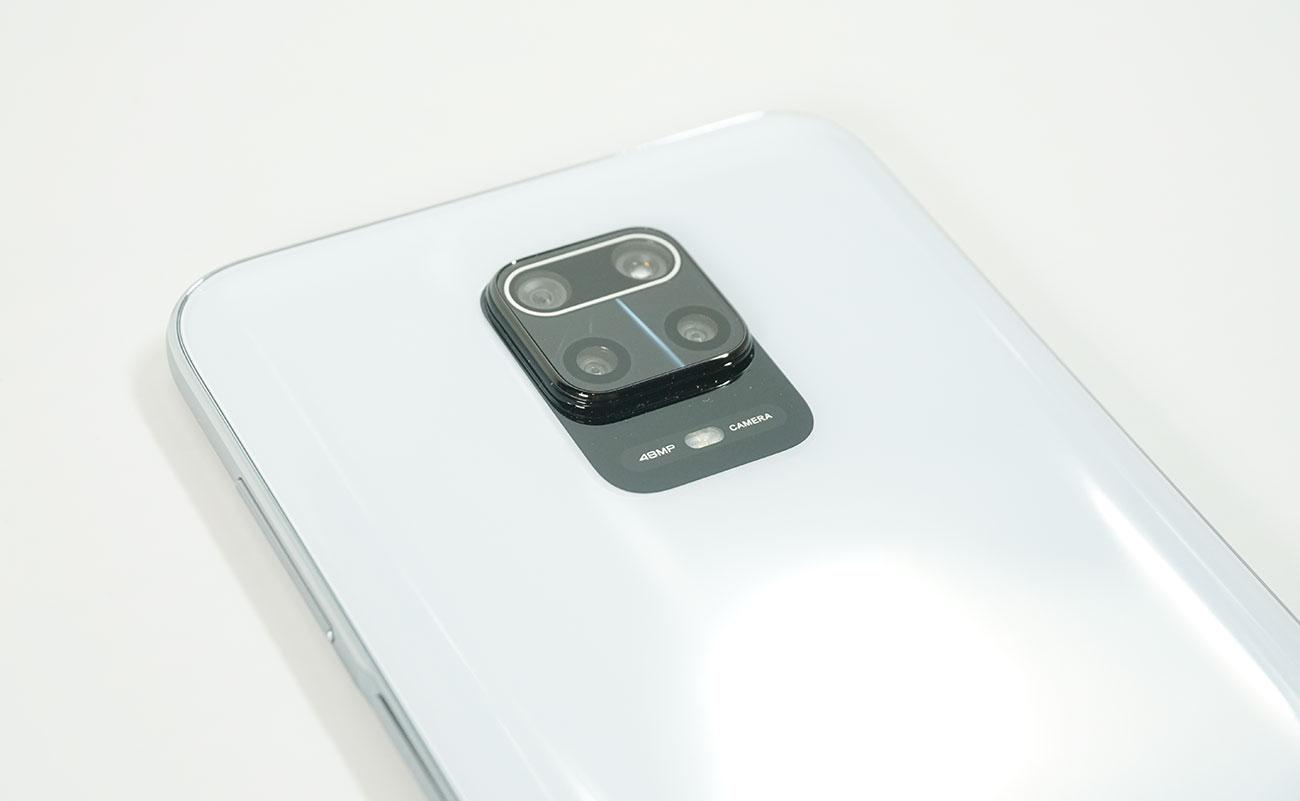 Redmi Note 9SはP2i防水対応