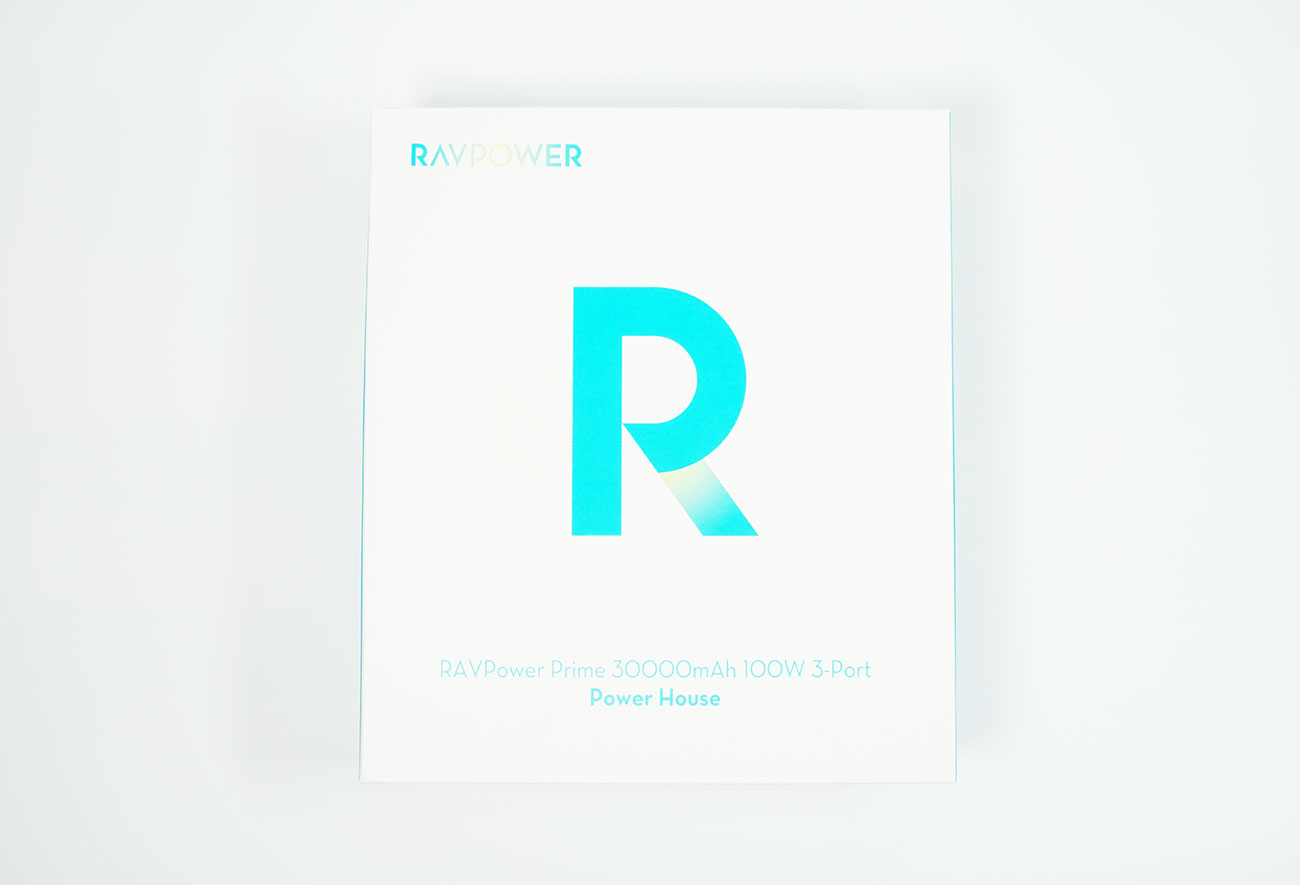 RAVPower RP-PB055のデザイン外観をレビュー