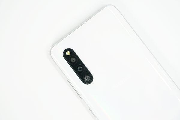 Galaxy A41のカメラをレビュー