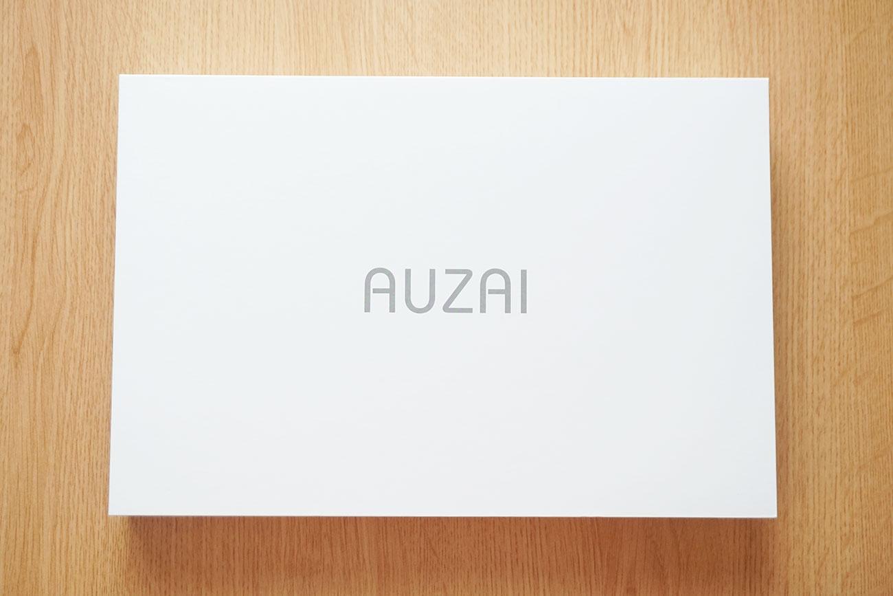 AUZAI ME16のデザイン外観をレビュー