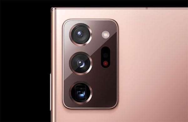 カメラデザインの刷新