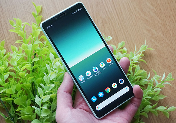 Xperia 10 IIのメリット(良いところ)