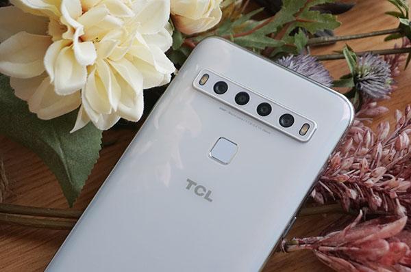 TCL 10 Liteのカメラをレビュー