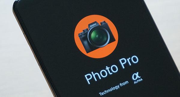 Photography Proをショートカット起動する方法