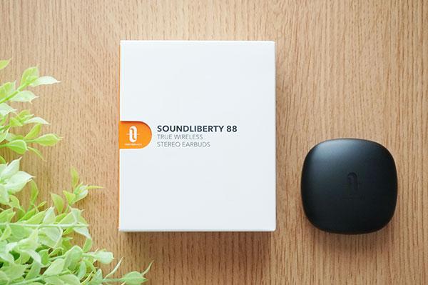 TaoTronics SoundLiberty 88のデザイン外観をレビュー