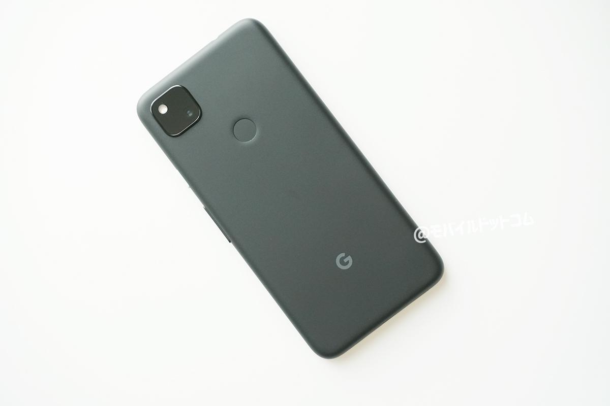 Google Pixel 4aのメリット(良いところ)