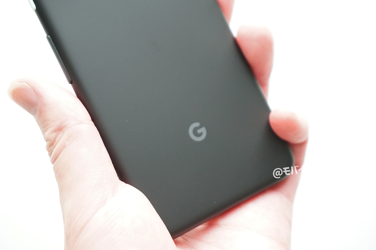 Google Pixel 4aのバッテリー持ちをチェック