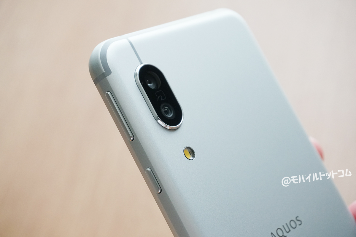 AQUOS sense3のカメラをレビュー