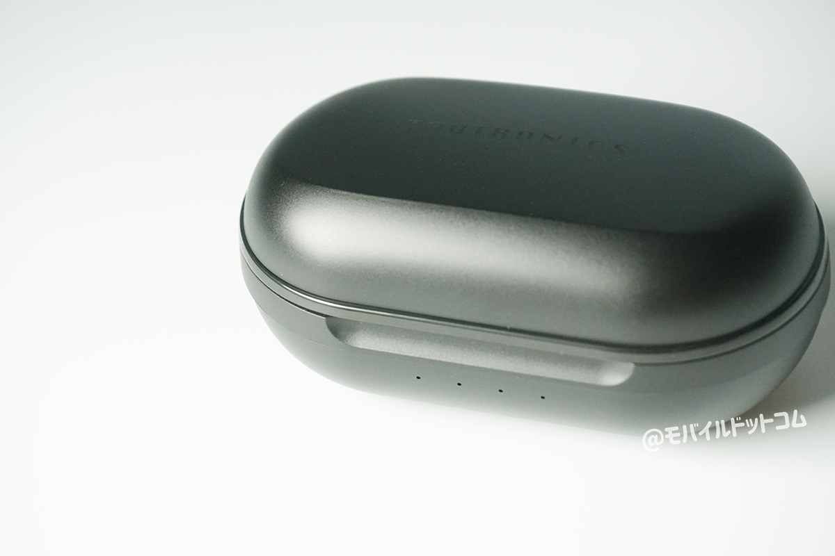 バッテリー残量をひと目で把握できるLEDインジケーターを備えています