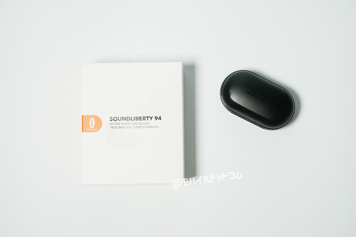 TaoTronics SoundLiberty 94のデザイン外観をレビュー