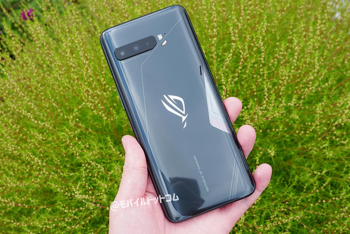 ROG Phone 3のおすすめ設定&便利機能まとめ
