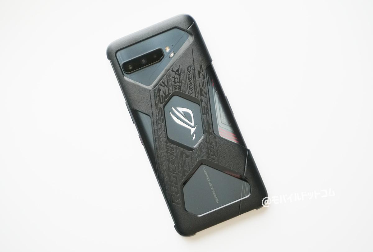 ROG Phone 3の純正ケース