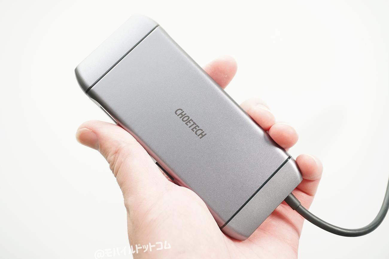 CHOETECH USB-Cハブ 9-in-1の魅力は?