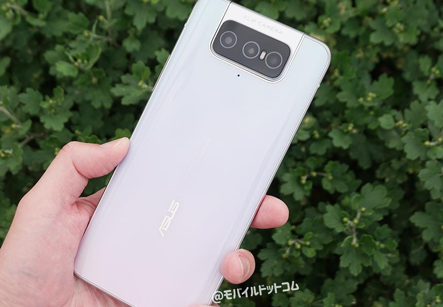 ZenFone 7のメリット(良いところ)
