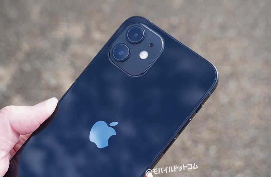 iPhone 12のカメラをレビュー