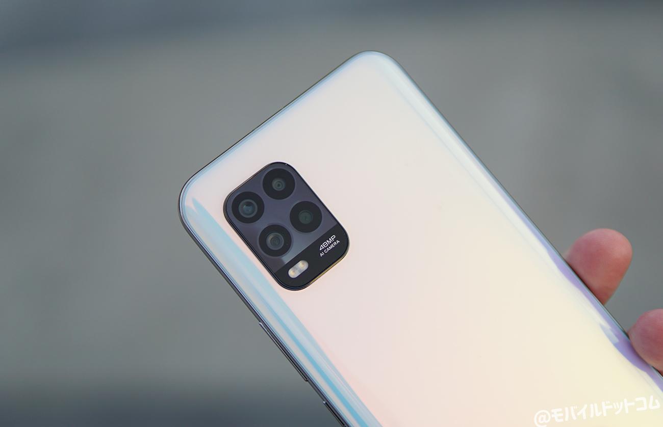 Mi 10 Lite 5Gのカメラをレビュー