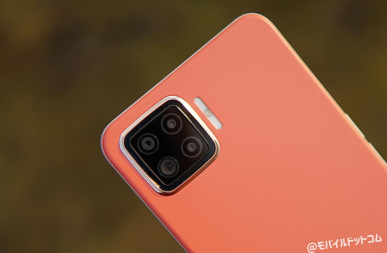OPPO A73のカメラをレビュー