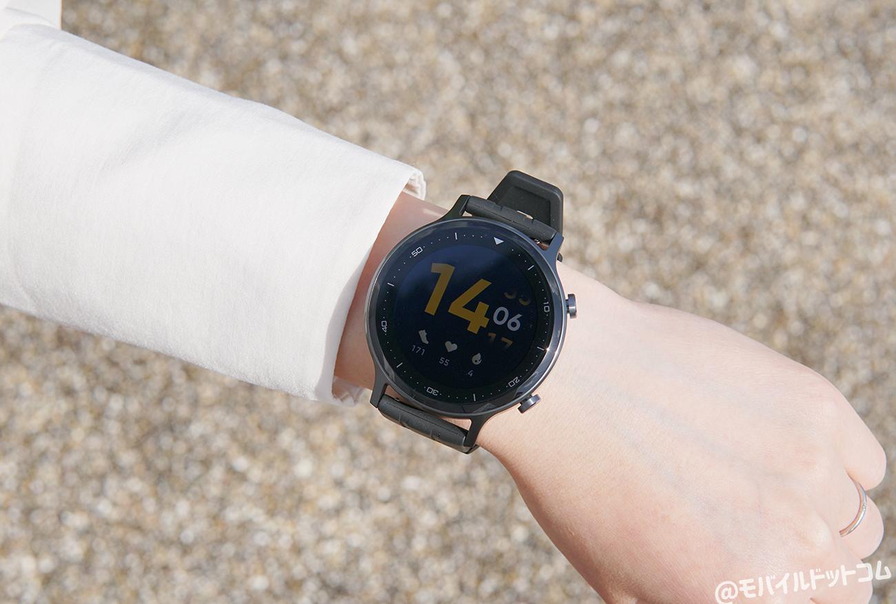 realme Watch Sの外観・デザインをレビュー