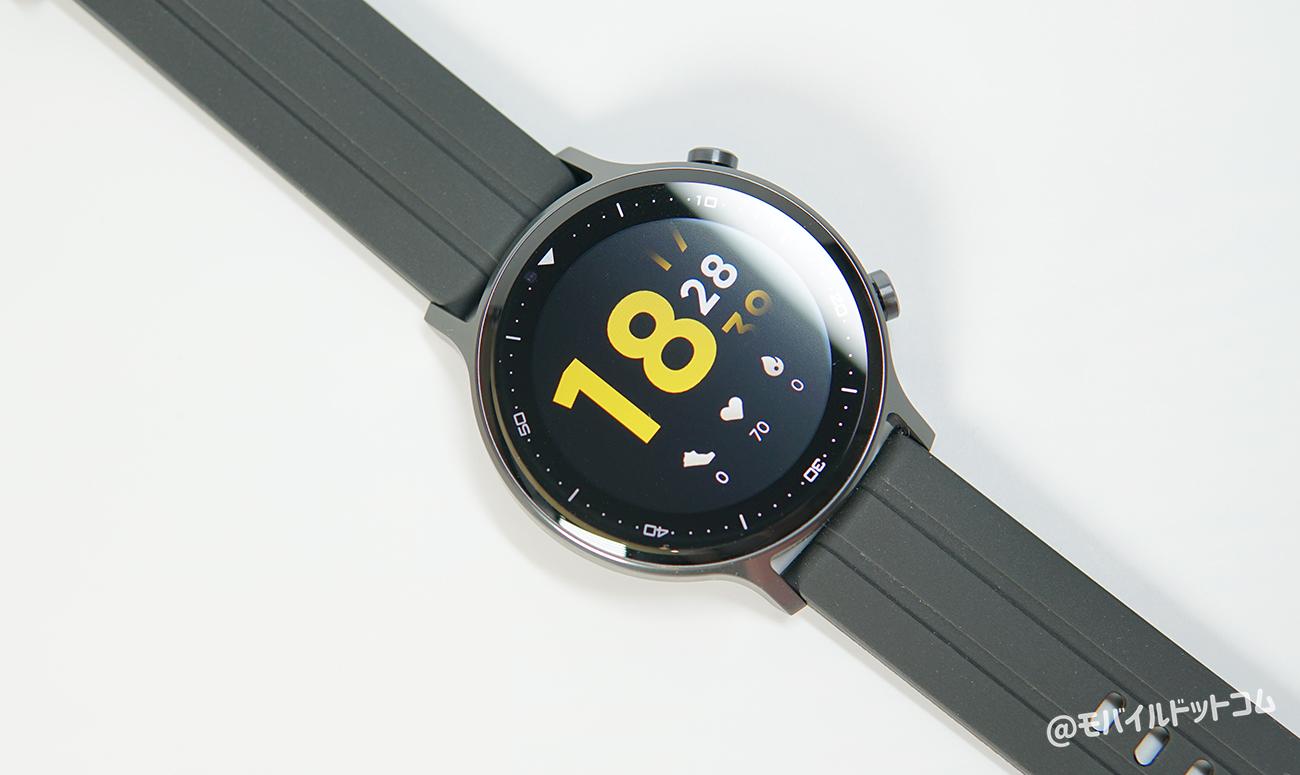 realme Watch Sのディスプレイ