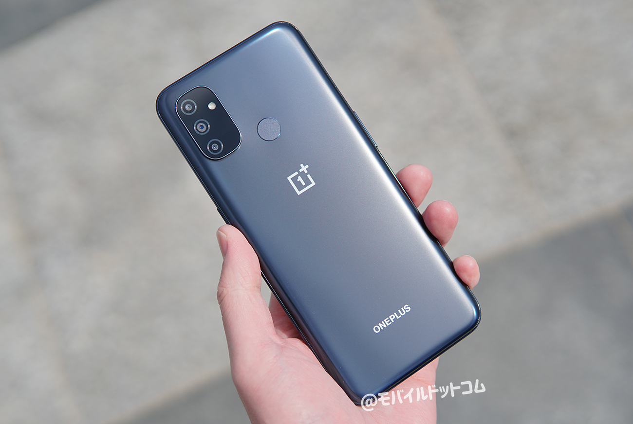 OnePlus Nord N100の評価まとめ